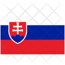 Flag Country Slovakia Icon