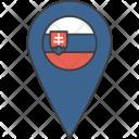 Slovakian Slovakia European Icon