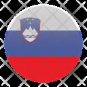 Slovenia Slovenian Europe Icon