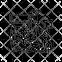 Linear Icon Slush Icon