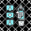 Sm Data Scraping Icon