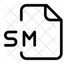 Sm File Icon