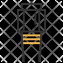 Sma Cable Connector Icon