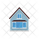 Small Suburban Home Icon
