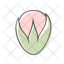 Flower Small Bud Icon
