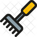 Small Rake Icon