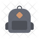Small backpack Icon