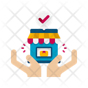 Small Business Shop Store Icon