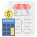 Small Business Accounting Business Acoounting Business Account Icon