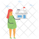 Small Business Center Icon