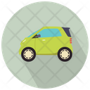 Two Seater Small Car Icon