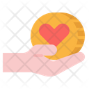 Small Donation Icon