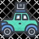 Small Familycar Small Car Family Car Icon