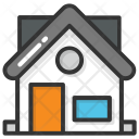 House Home Mansion Icon