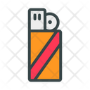 Small Lighter Gas Lighter Lighter Icon