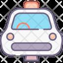 Small Monorail Car Monorail Train Monorail Train Fun Icon