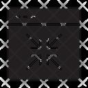 Smallsize Web Browser Icon