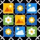 Small Thumbnail Icon