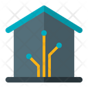 Smart Smart House Home Icon