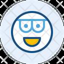 Smart Emoji Expression Icon