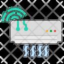 Smart Ac Air Conditioner Air Icon