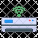Smart Ac Digital Ac Digital Air Conditioner Icon