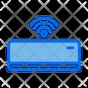 Smart Ac Air Conditioner Wireless Icon