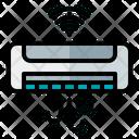 Smart Air Condition Icon