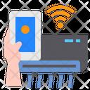 Air Conditioner Smartphone Mobile Icon