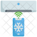 Smart Air Conditioner Air Conditioner Conditioner Icon