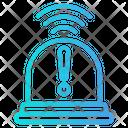 Alarm Bell Alert Icon