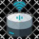 Smart Alexa Alexa Voice Assitant Icon