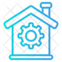 Smart Automation Appliance Electrical Icon
