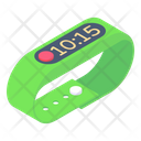 Sports Band Sports Tracker Game Watch Icon