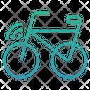 Smart bike Icon