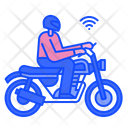 Smart Bike Bike Smart Icon
