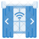 Smart Blind Smart Curtain Curtain Icon