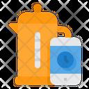 Smart Boiler Internet Of Things App Icon