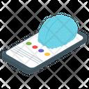 Smart Brain Ai Software Mobile App Icon