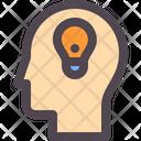 Smart Brain Icon