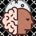 Smart Brain Brain Head Icon