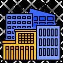 Smart Building Icon