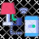 Lamp Light Smart Home Icon