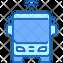 Smart Bus Bus Travel Icon