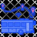 Smart Bus Bus Traffic Icon