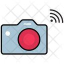 Smart Camera Wireless Camera Camera Icon
