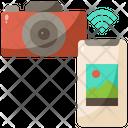 Smart Camera Camera Wireless Camera Icon