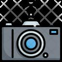 Smart Camera Camera Internet Icon