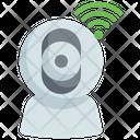 Smart Camera Camera Security Icon