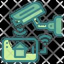 Smart Camera Cctv Camera Camera Icon